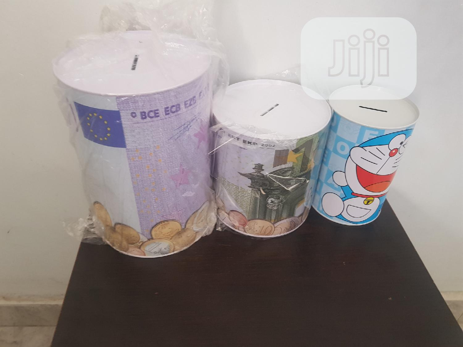 Sealup Can Piggy Bank( Aka Mykolo) | Toys for sale in Magodo, Lagos State, Nigeria