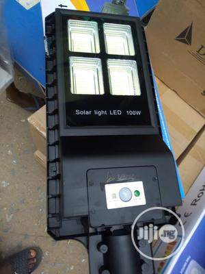 100watts Solar All in One Street Light | Solar Energy for sale in Lagos State, Maryland
