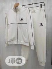 Chanel Unisex Track Suit | Clothing for sale in Lagos State, Surulere