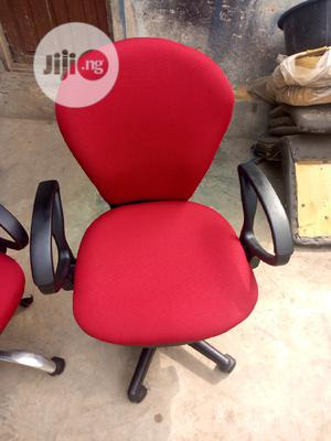 Change Of Fabric Or Leather Of Office Chairs | Repair Services for sale in Lagos State, Victoria Island