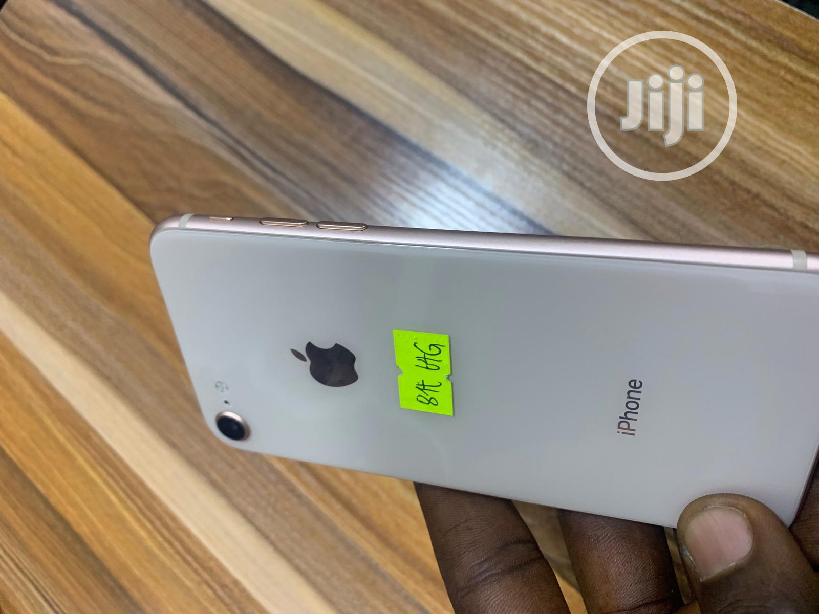 Apple iPhone 8 64 GB White | Mobile Phones for sale in Port-Harcourt, Rivers State, Nigeria