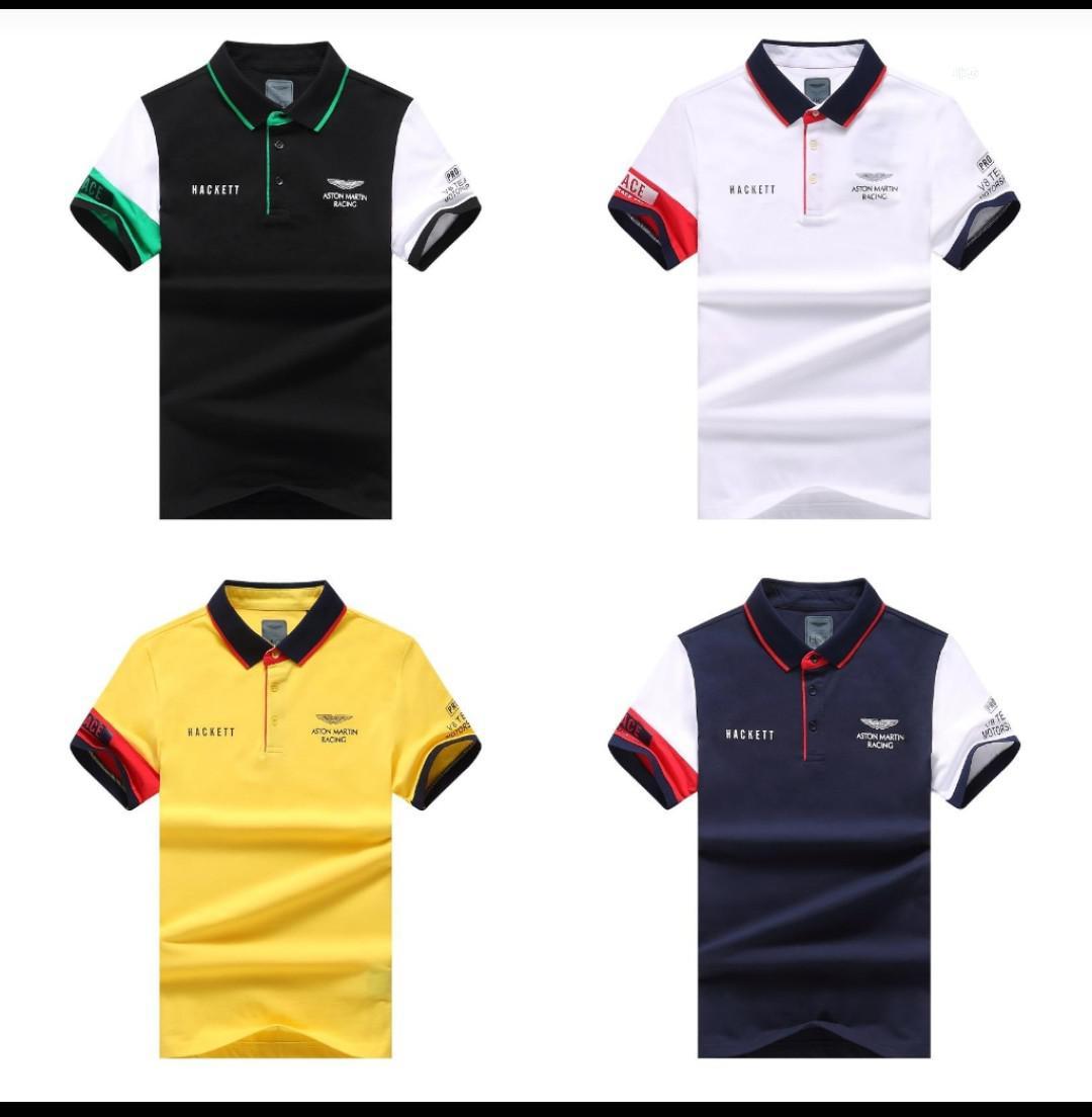 Aston Martin Race Designer's Tshirts