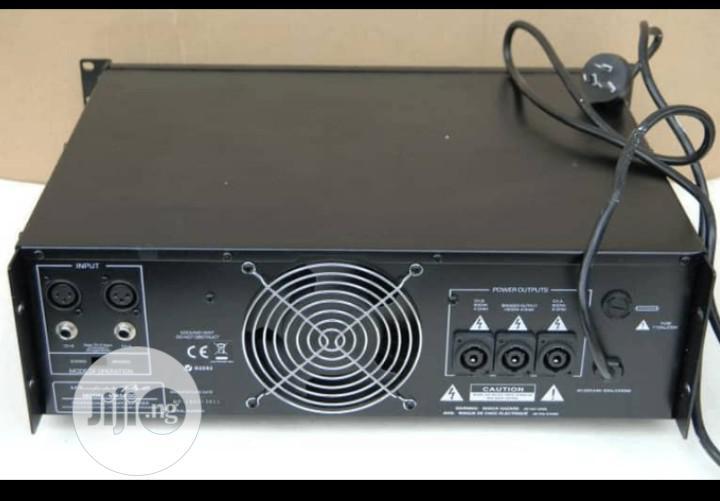 Wharfedale Power Amplifier MP 2800