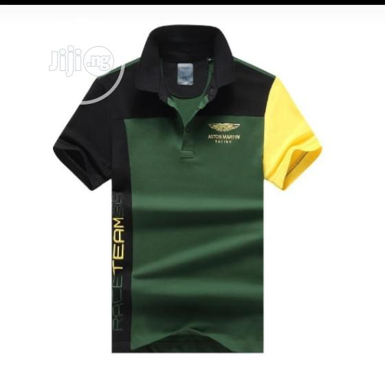 Aston Martin Race Designer's Tshirts | Clothing for sale in Lagos Island, Lagos State, Nigeria