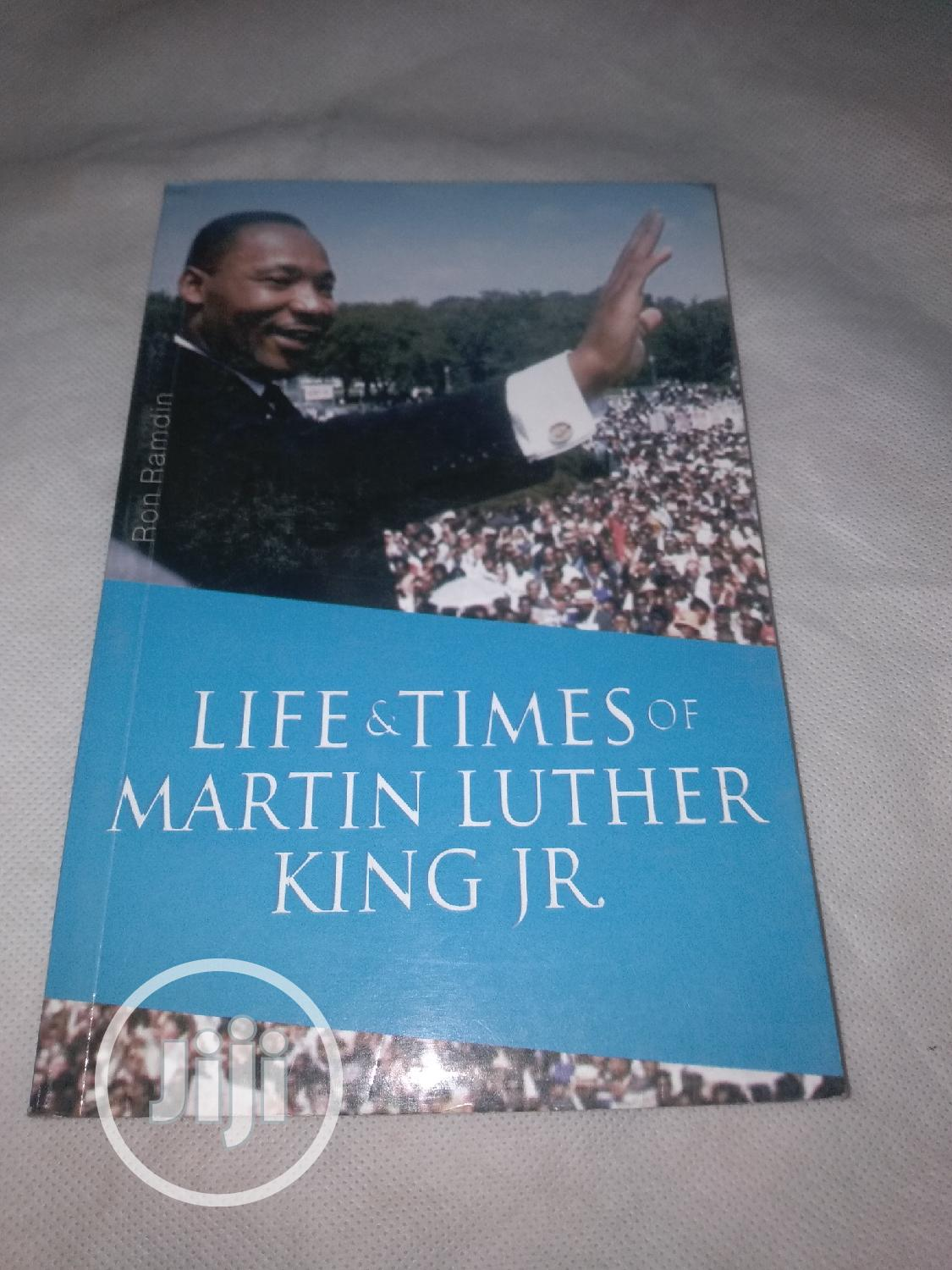 Life Times of Martin Luther King JR