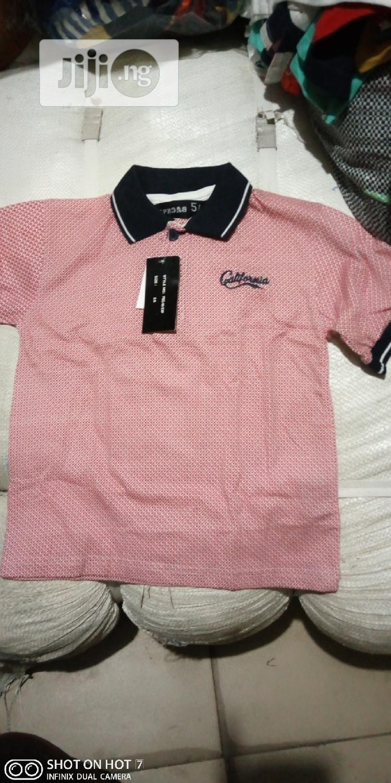Shirt Neck Polo