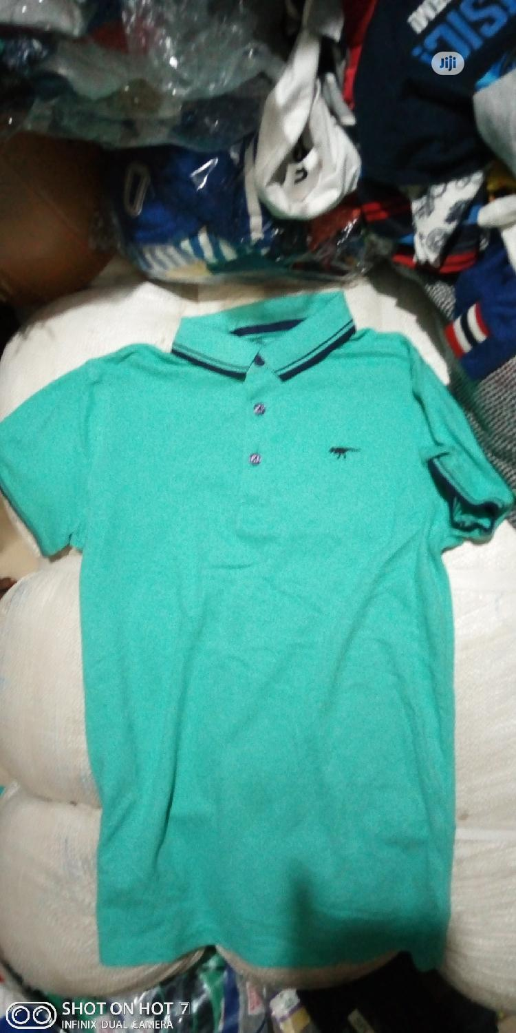 Shirt Neck Polo   Clothing for sale in Lagos Island, Lagos State, Nigeria