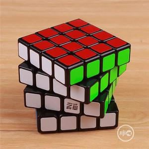 Qiyi Rubik's Cube Toy 4x4x4 Professional Magic Cube Toy | Toys for sale in Lagos State, Ikeja