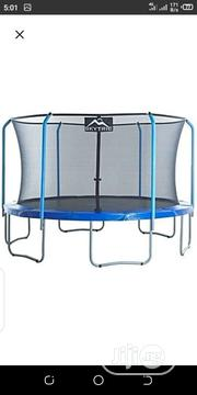 15fit Trampoline With Net | Sports Equipment for sale in Lagos State, Ikoyi