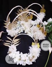 Floral Hoops / Bridemaids Bouquets | Wedding Wear for sale in Lagos State