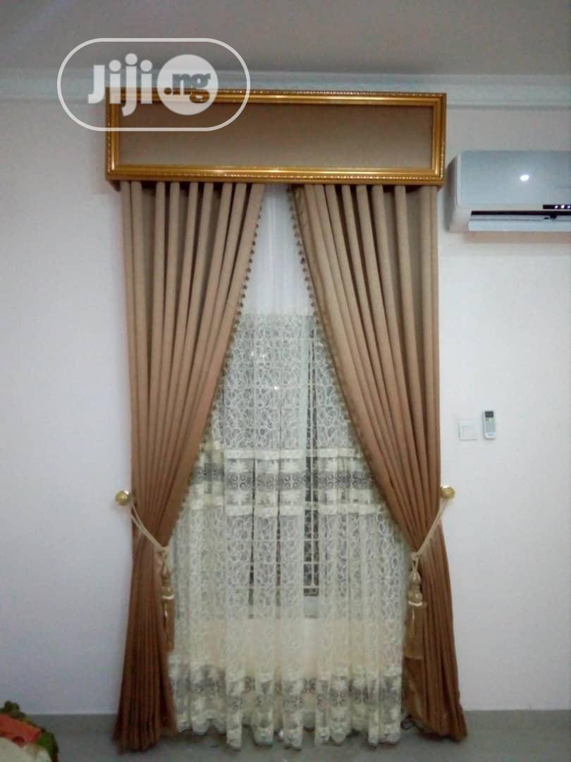 Archive: Elegant Curtain