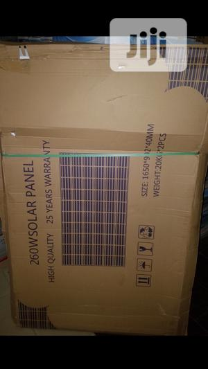260watts Mono Solar Panel | Solar Energy for sale in Lagos State, Maryland