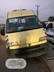 Neat And Good Engine Fiat Ducato 2000 Yellow For Sale | Buses & Microbuses for sale in Lagos State, Ikorodu