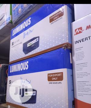 1kva 12volts Luminous Inverter | Solar Energy for sale in Lagos State, Ajah