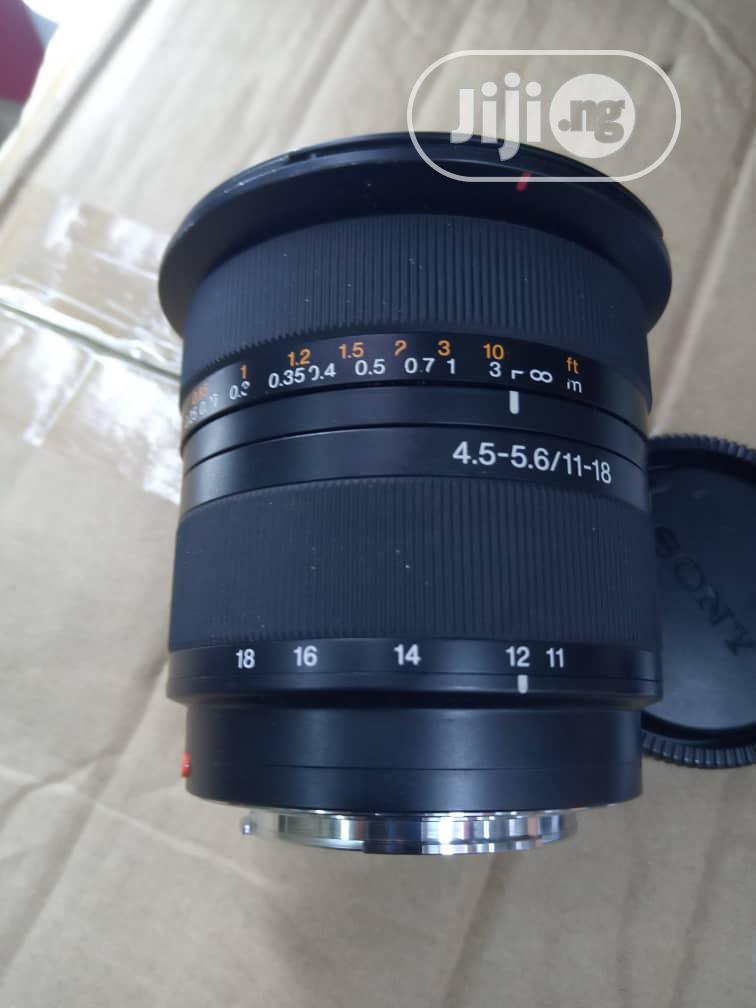 Archive: Sony 11-18mm Lens