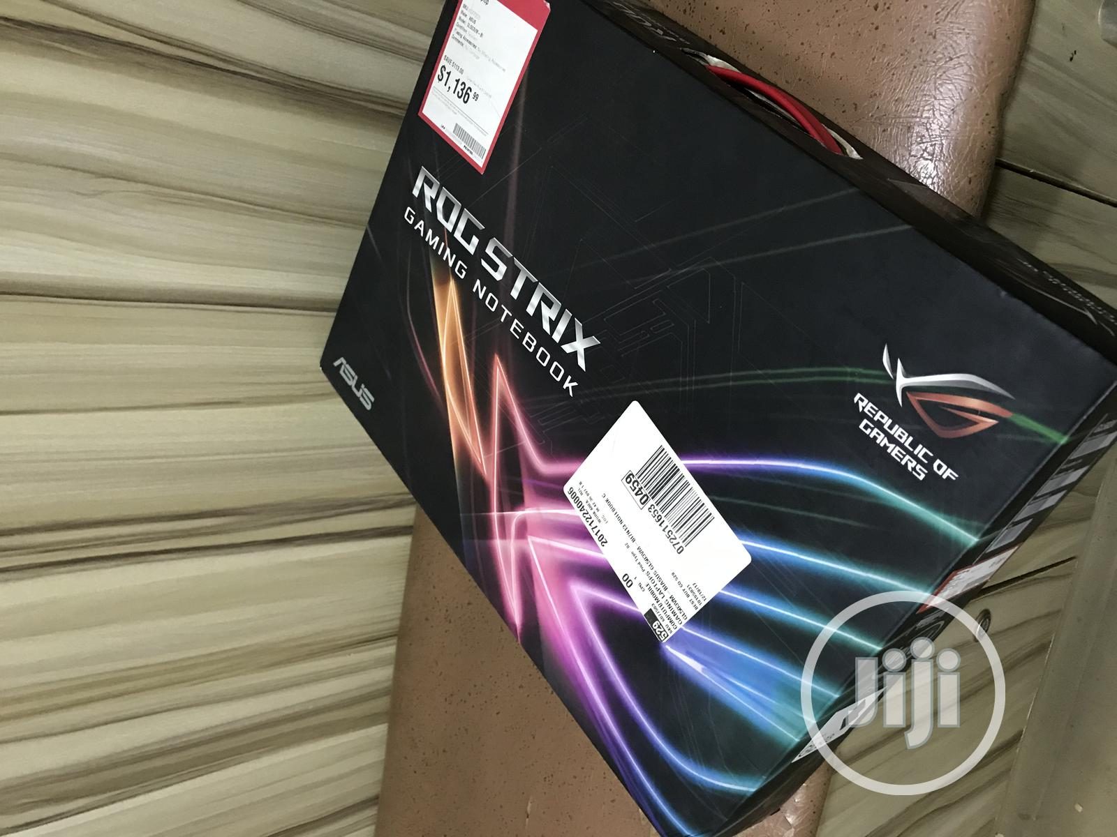 Laptop Asus ROG Strix GL503 16GB Intel Core i7 SSHD (Hybrid) 1T