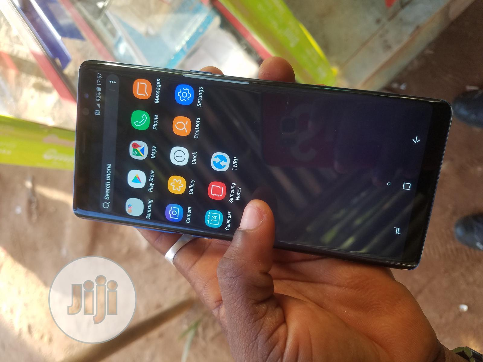 Samsung Galaxy Note 8 64 GB Black   Mobile Phones for sale in Wuse, Abuja (FCT) State, Nigeria