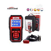 Konnwei Hot Sale KW850 Full OBD2 Car Diagnostics Tool KW 850 | Vehicle Parts & Accessories for sale in Lagos State, Ikeja