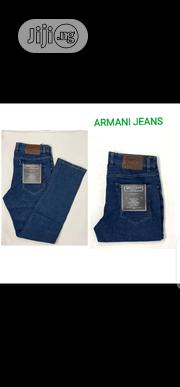 Armani Jeans Original | Clothing for sale in Lagos State, Surulere