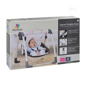 Mastela Baby Deluxe Swing   Children's Gear & Safety for sale in Lagos State, Shomolu