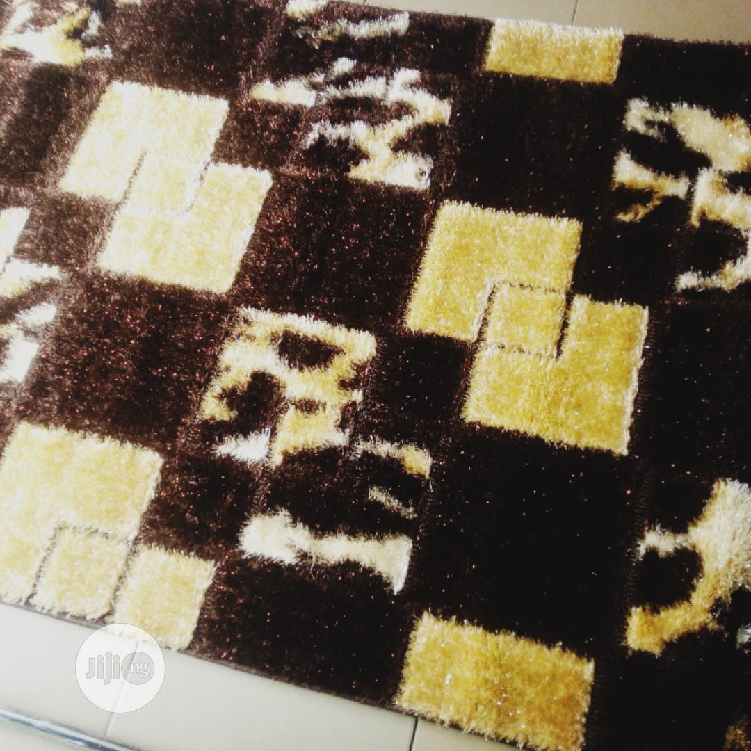 Most Wanted Center Rug