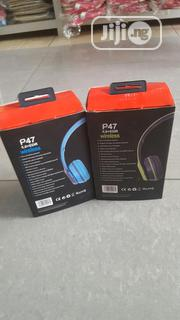 P47 Wireless Headphone | Headphones for sale in Lagos State