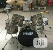 Premier Drum 5set Set With Chemical Veron.   Musical Instruments & Gear for sale in Lagos State, Ojo