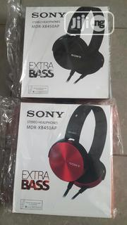 Sony Stereo Headphone | Headphones for sale in Lagos State