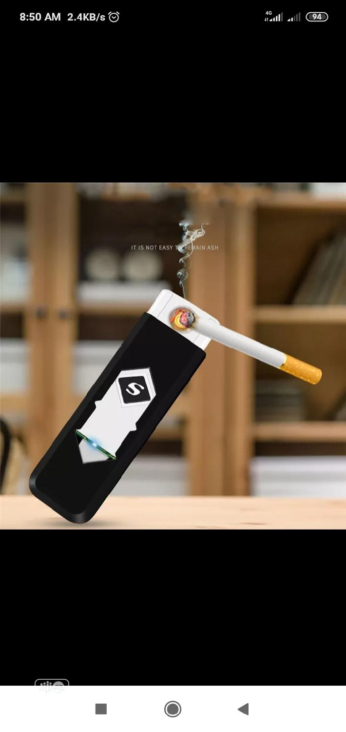 Rechargeable USB Lighter Smoking