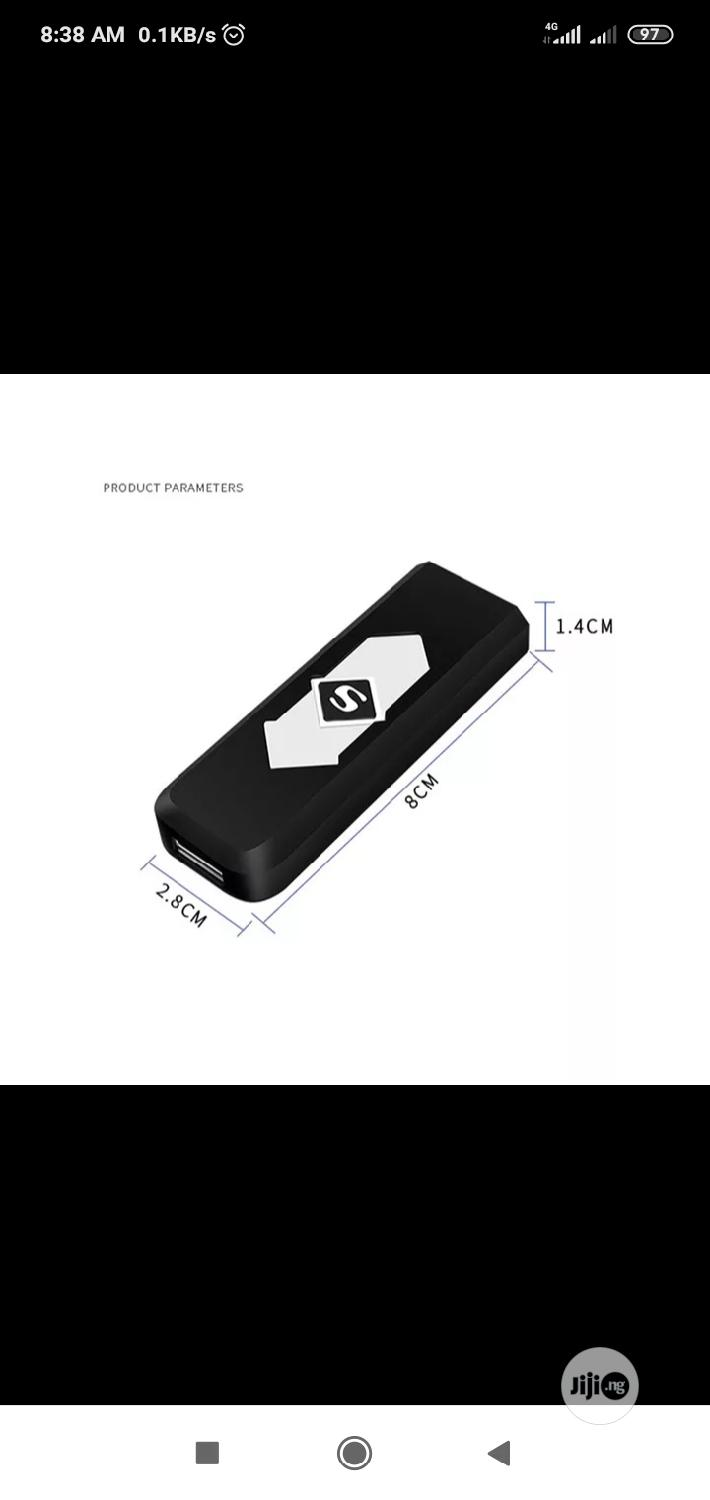 Rechargeable USB Lighter Smoking | Tobacco Accessories for sale in Lagos Island, Lagos State, Nigeria