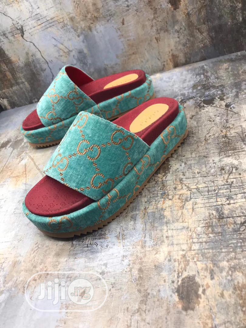 Gucci Designers Slip on for Ladies