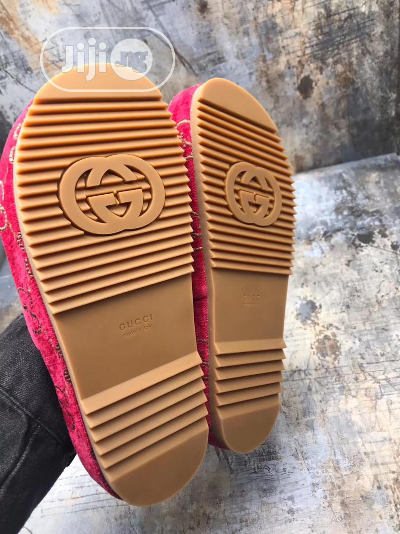 Gucci Designers Slip on for Ladies | Shoes for sale in Magodo, Lagos State, Nigeria