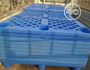 Blue Colour Rubber Pallets For Sale In Lagos | Building Materials for sale in Lagos State, Agege