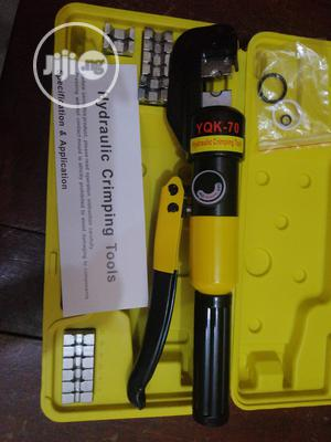 70MM Hydraulic Crimping Tools | Hand Tools for sale in Lagos State, Apapa