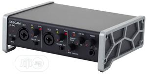 Tascam US 2X2 USB Sound Card | Audio Interface | Audio & Music Equipment for sale in Lagos State, Ikeja