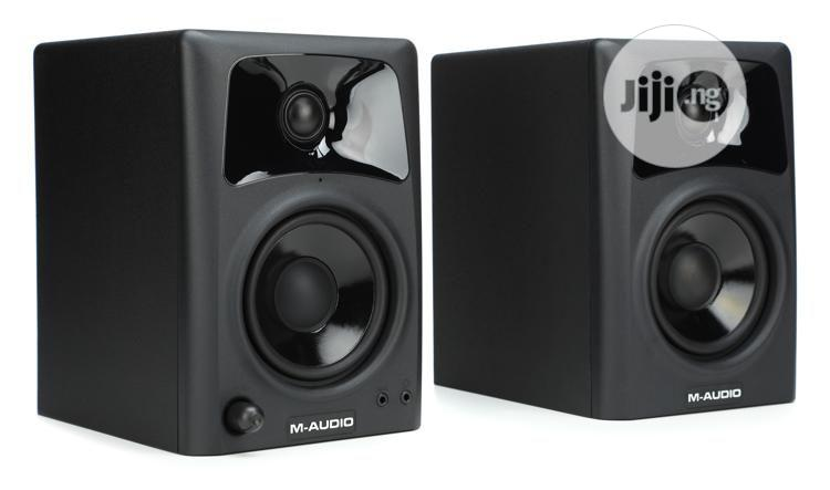 Archive: M-audio Av42 Studio Monitor Speakers