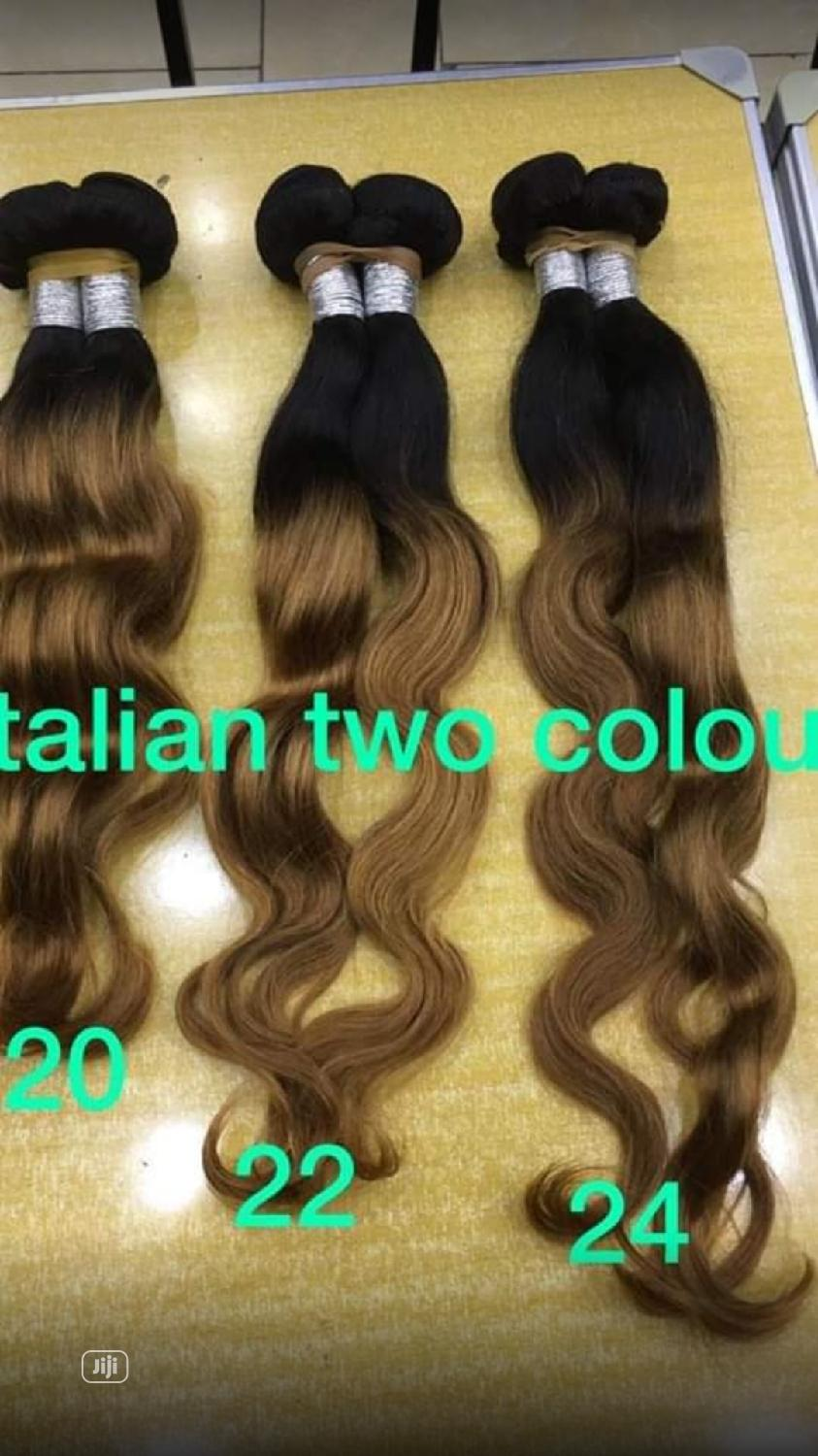 Italian,Brazilian,Peruvian Hairs Available