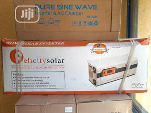 5kva 48volts Felicity Inverter Available   Solar Energy for sale in Lagos State, Lekki