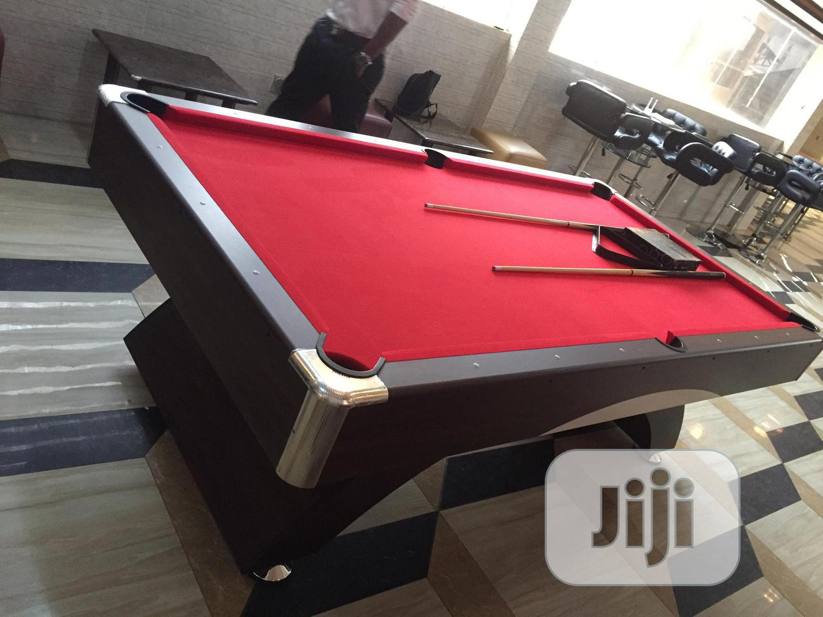 Brand New Imported 8fit Snooker Table. Delivery Included