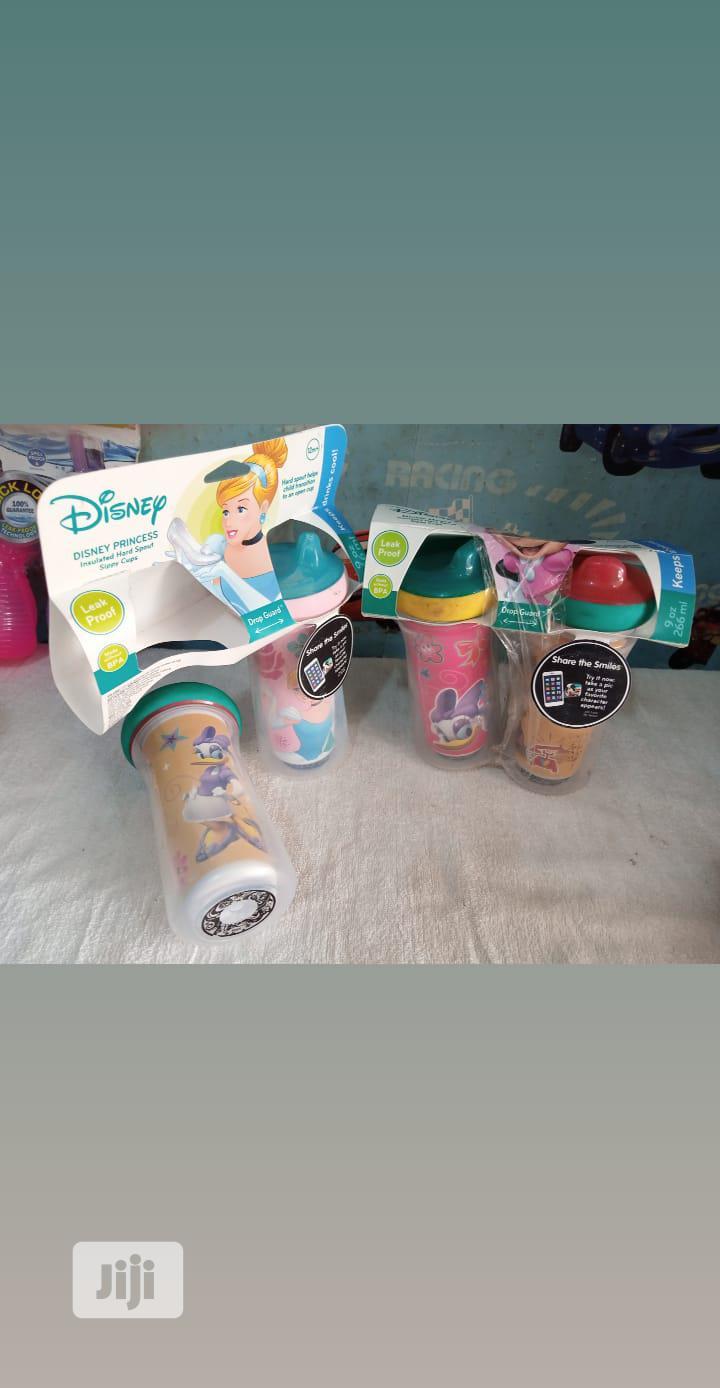 2in1 Disney Water Bottle