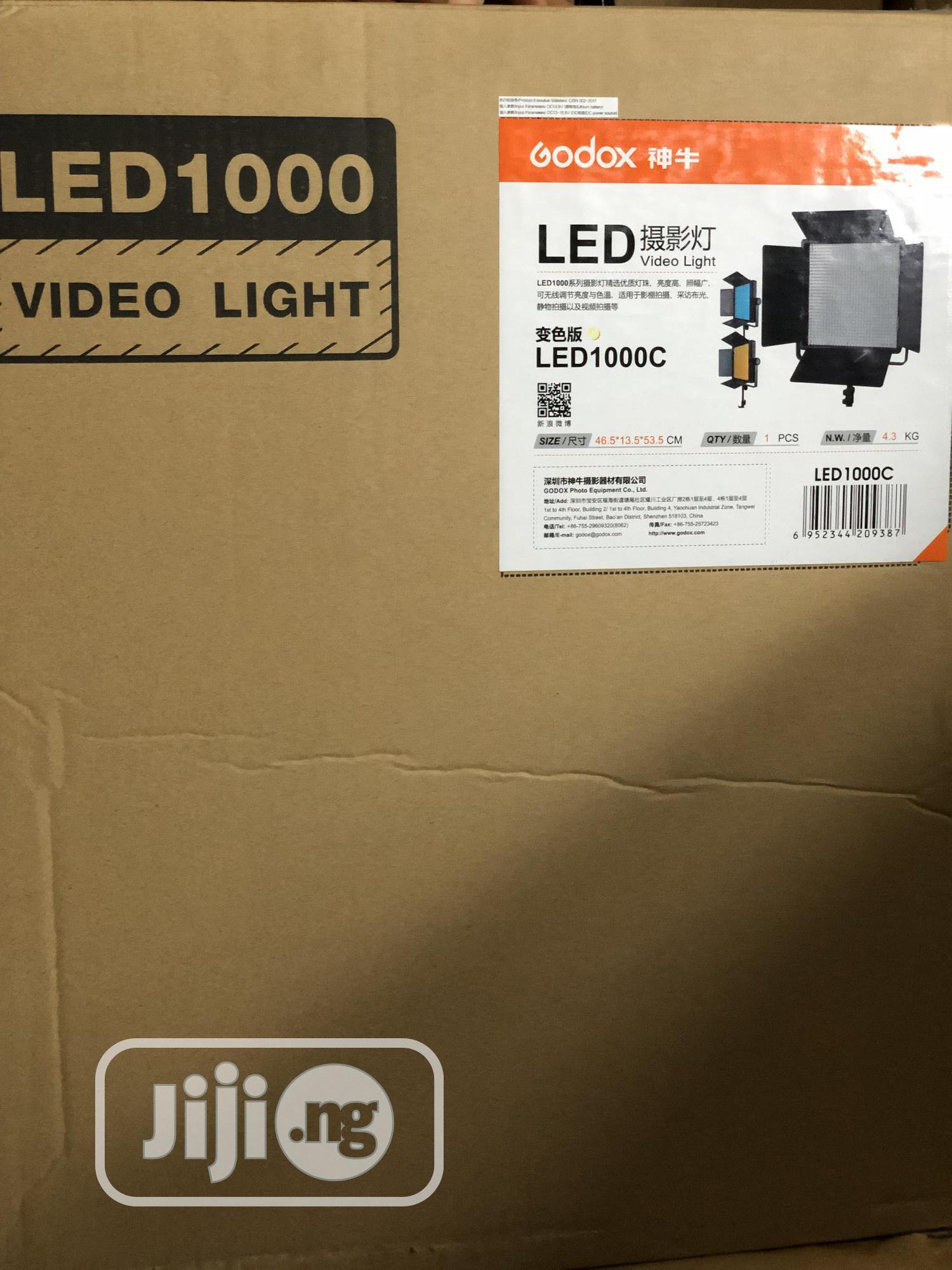 Godox Led1000c Vidoe Light