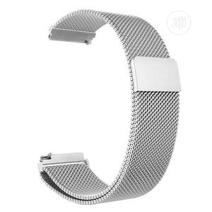 Samsung Galaxy Watch Strap Silver | Smart Watches & Trackers for sale in Lagos State, Ikeja