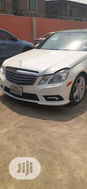 Mercedes-Benz E350 2011 White | Cars for sale in Lagos State, Ikeja