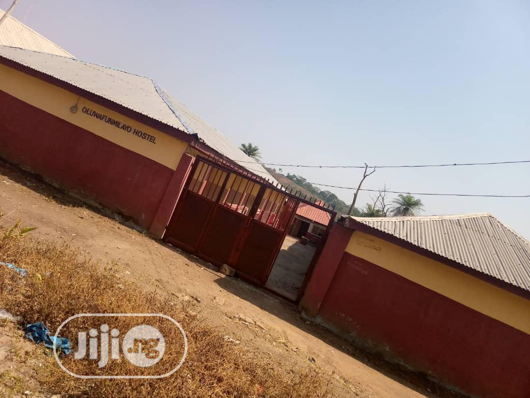 Hostel For Sale | Commercial Property For Sale for sale in Ado Ekiti, Ekiti State, Nigeria