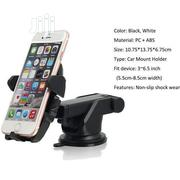 Car Holder Windshield Dash Suction Cup Mount Stand For Cell Phone GPS | Vehicle Parts & Accessories for sale in Lagos State, Ikeja