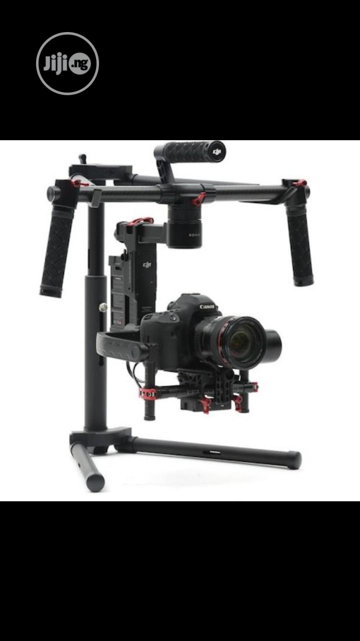 DJI Ronin-m 3-axis Handheld Gimbal Stabilizer | Accessories & Supplies for Electronics for sale in Ikeja, Lagos State, Nigeria