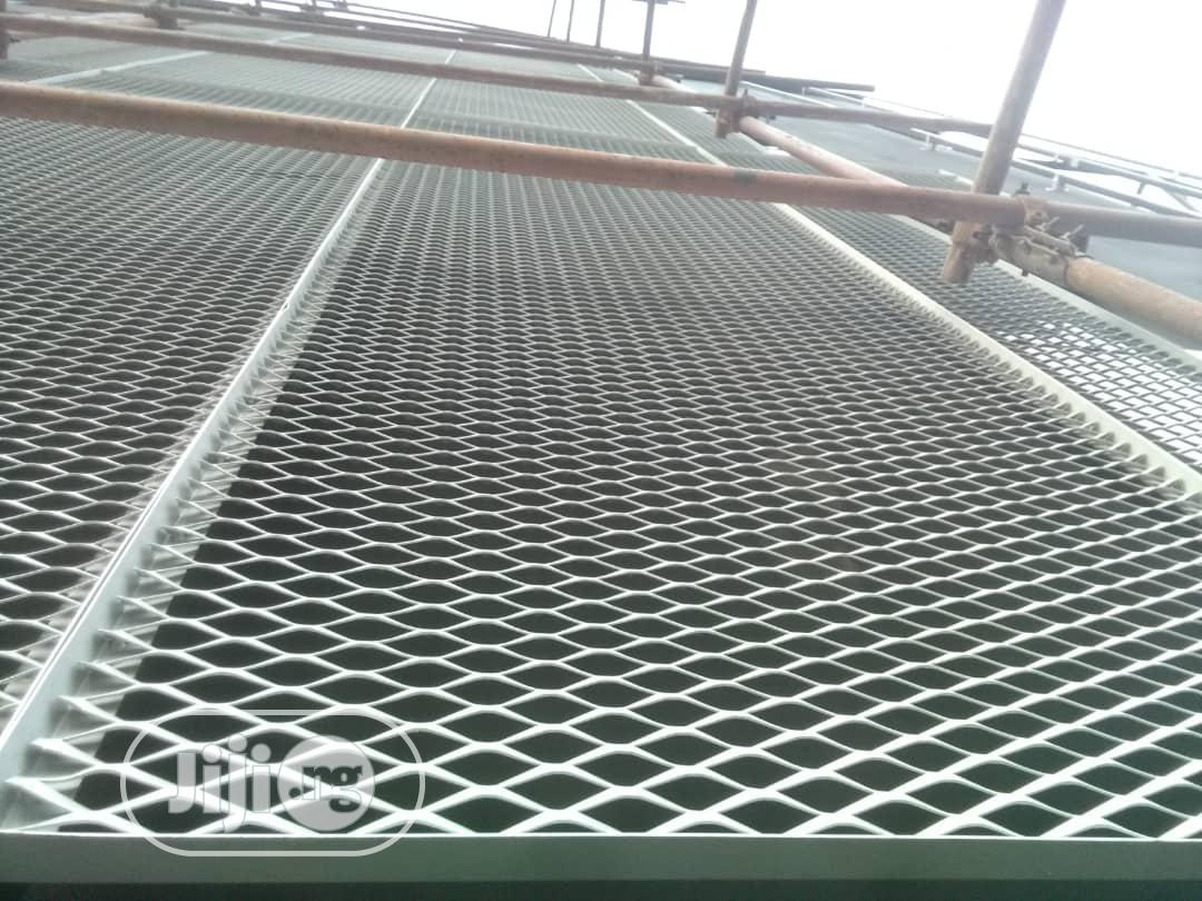 Facade Cladding, Laser , Expanded Mesh | Building & Trades Services for sale in Mushin, Lagos State, Nigeria