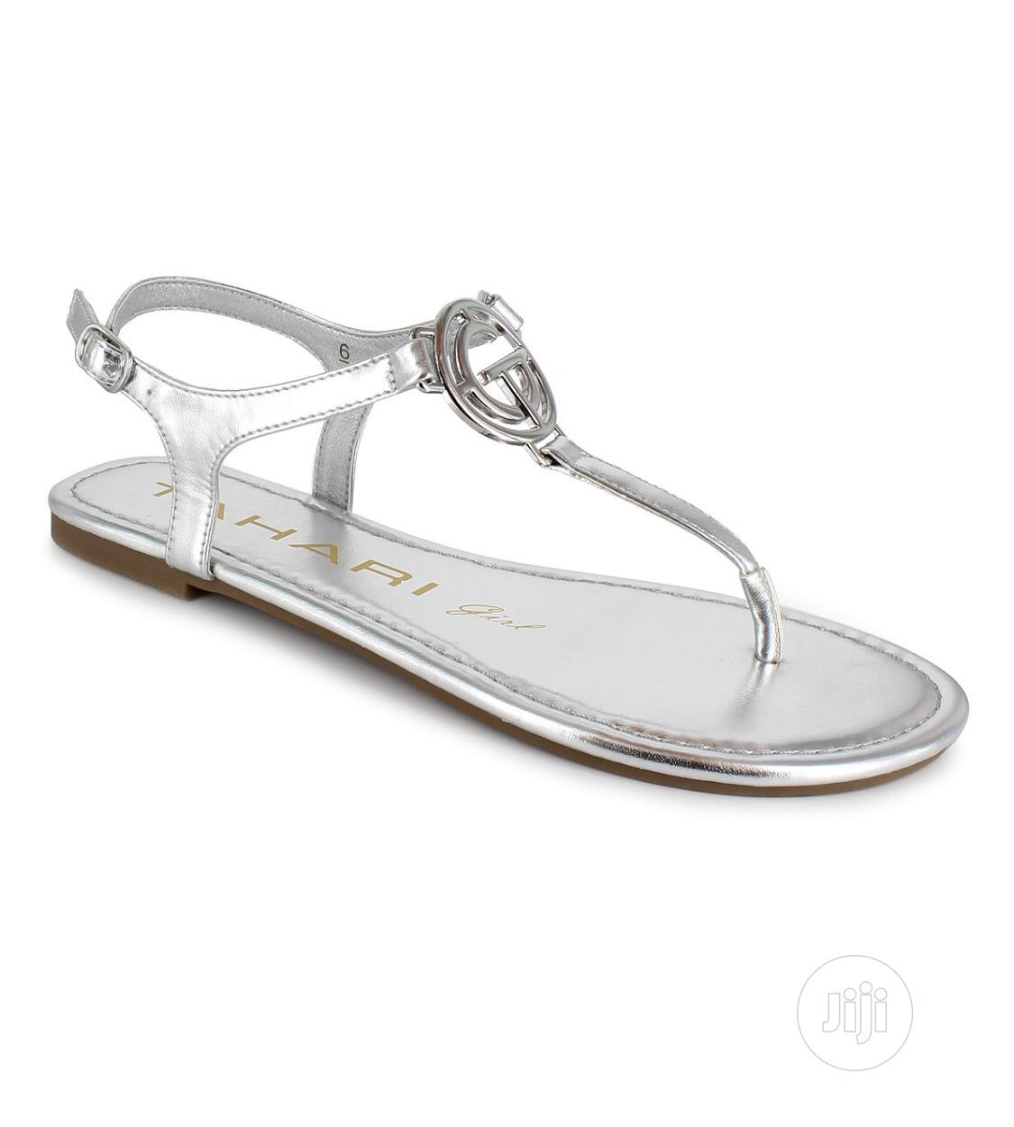 Tahari Flat Sandal | Shoes for sale in Alimosho, Lagos State, Nigeria