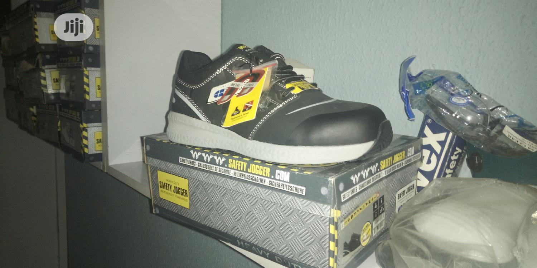 Fancy Safety Shoe