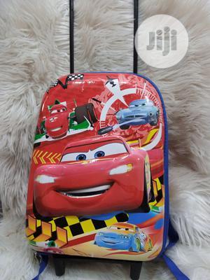Cars Trolley 3d School Bag | Babies & Kids Accessories for sale in Lagos State, Ikeja